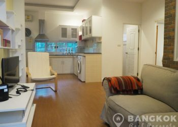 Sammakorn Apartment Modern 2 Bed 1 Bath in Sammakorn Village to rent
