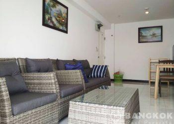 Sammakorn Condo Ramkhamhaeng Renovated 2 Bed 1 Bath to rent