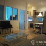 Sammakorn Village Apartment Modern Top Floor 2 Bed 1 Bath to rent