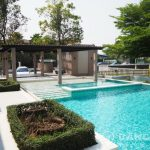 Aqua Divina by Sammakorn Modern Detached 3 Bed 1 Study 3 Bath house near Sammakorn to Rent