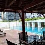 Athenee Residence Stylish High Floor 3 Bed 1 study 4 Bath to rent