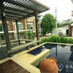 Modern Udomsuk Townhouse with 3 Bed 3 Bath to Rent