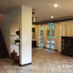 Panya Village Pattanakarn Spacious Detached House 3+1 Beds 4 Bath to Rent