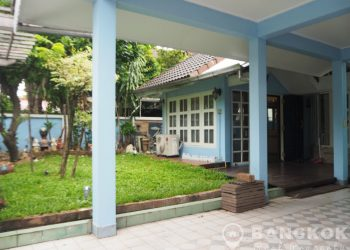Sammakorn Village Spacious Detached 3 +1 Bed 2 Bath House to Rent
