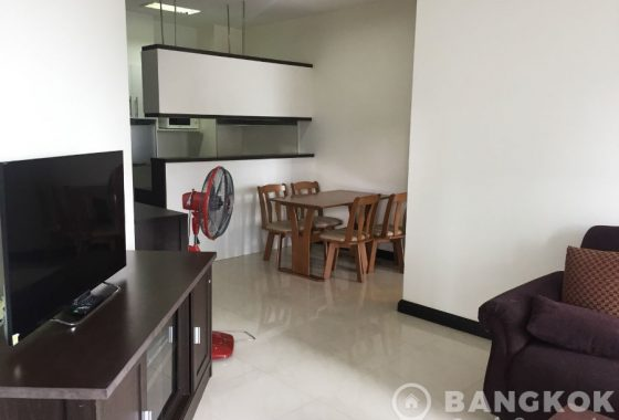 RENT CitiSmart Sukhumvit 18 High Floor 2 Bed 2 Bath near Asoke BTS and Terminal 21