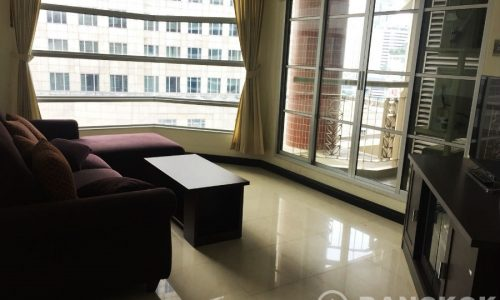 SALE CitiSmart Sukhumvit 18 Modern High Floor 2 Bed 2 Bath near Terminal 21
