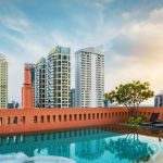 Aguston Sukhumvit 22 Spacious Modern 1 Bed 1 Bath for Sale