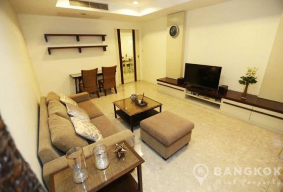 Hampton Thonglor 10 Bright Spacious 2 Bed 2 Bath to Rent