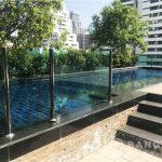 Siri on 8 Modern Spacious 1 Bed 1 Bath condo near Nana BTS to rent