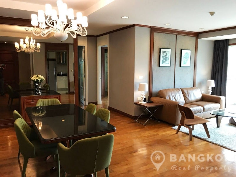 The Bangkok Sukhumvit 43 Stunning Spacious 2 Bed 2 Bath to Rent