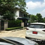 Detached 3 Bed 3 Bath Bangna House in Secure Compound to Rent