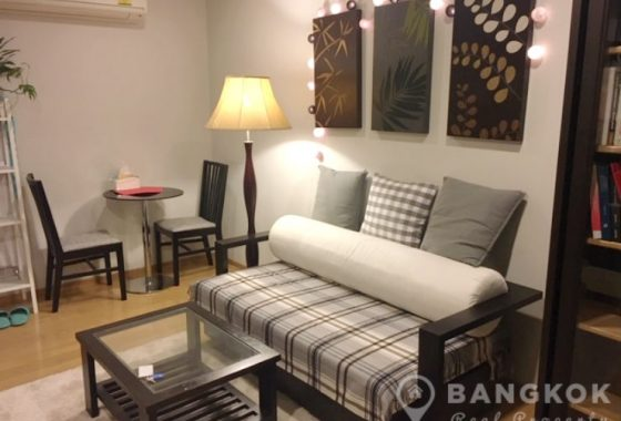 Hive Sukhumvit 65 Modern 1 Bed near Ekkamai BTS to Rent