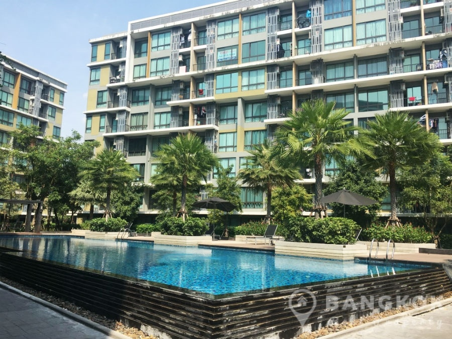 ICondo Sukhumvit 103 Modern 1 Bed 1 Bath in Udomsuk to Rent