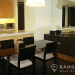 The Lakes Asoke Spacious 2 bed 2 bath with lake view near Asok BTS to Rent