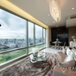 185 Rajadamri Stunning Spacious 2 Bed 2 Bath Duplex Penthouse to Rent