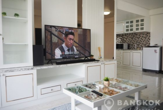 Sammakorn Condominium Stunning Renovated 2 Bed 1 Bath to Rent