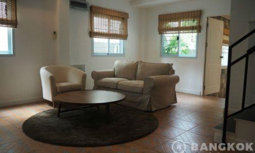 Sammakorn Village Modern Spacious 4 Bed 4 Bath House to Rent