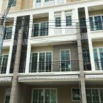 Brand New 4 Bed Udomsuk Townhouse Home Office to Rent