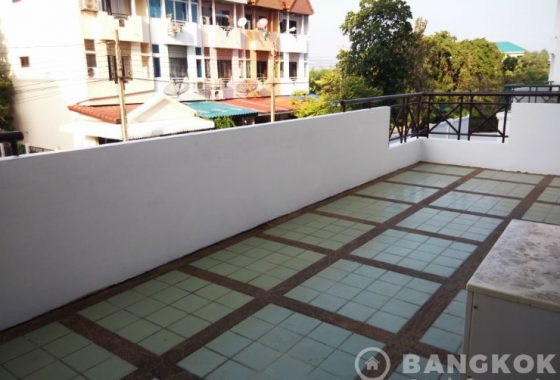 Sammakorn Condominium Ramkhamhaeng 2 Bed 1 Bath with Large Terrace to rent