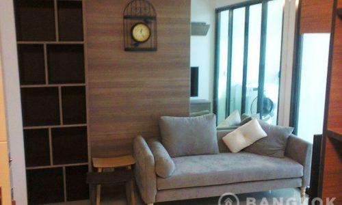 IDEO Blucove Sukhumvit Modern Stylish 1 + 1 Bed Udomsuk Condo for Sale