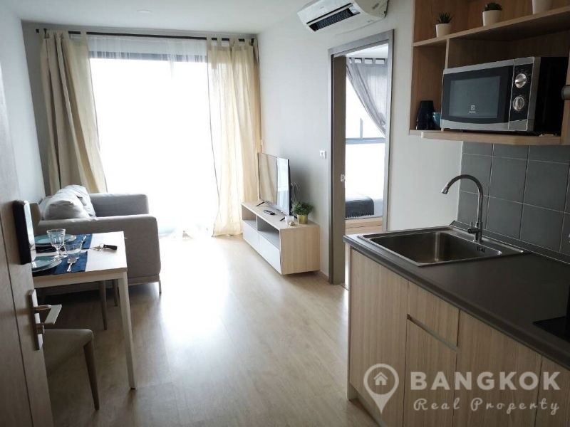 IDEO O2 Bangna Brand New High Floor 1 Bed Condo for Sale