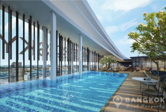 Metro Sky Prachachuen Brand New 1 Bed near Bang Son MRT for Sale