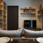 Edge Sukhumvit 23 Stylish Modern 1 Bed Investment Condo for Sale