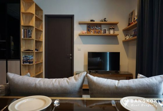 Edge Sukhumvit 23 Stylish Modern 1 Bed Investment Condo for Sale