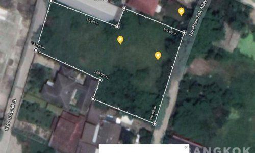 Land for Sale Sukhumvit 115 ขายที่ดินเปล่า ซอย สุขุมวิท115