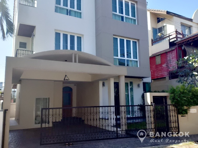 Sale Modern Detached 4 Bed Sukhumvit 71 House