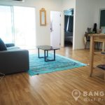 Sammakorn Village Apartment Modern High Floor 2 Bed 1 Bath to Rent