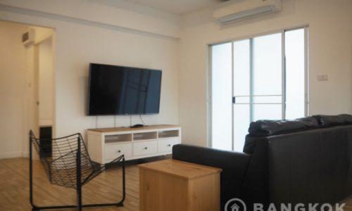 Sammakorn Village Apartment Spacious High Floor 3 Bed 2 Bath to rent