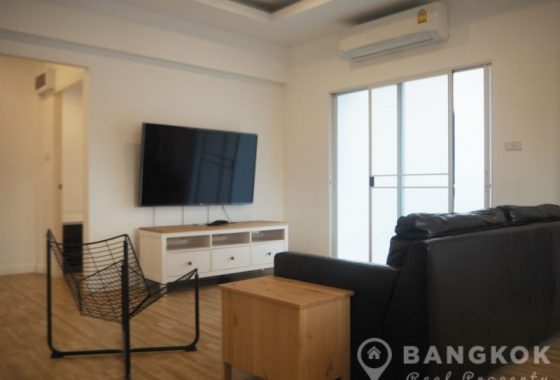 Sammakorn Village Apartment Spacious High Floor 3 Bed 2 Bath to rent