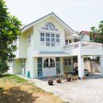 Sammakorn Village Detached 3 Bed 3 Bath House with Large Garden to rent