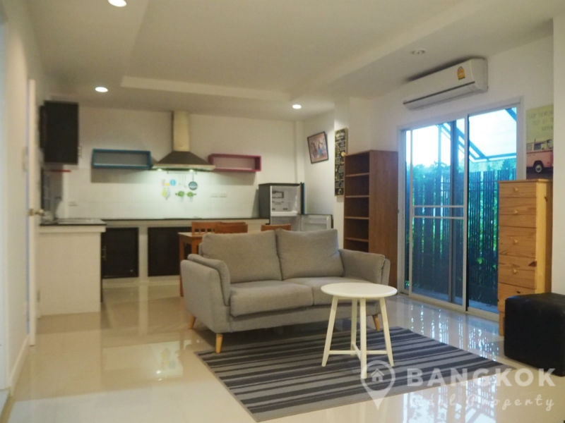 Sammakorn Apartment Modern Spacious 2 Bed 1 Bath with Terrace to Rent