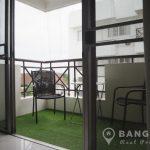 Sammakorn Condo Ramkhamhaeng Spacious Modern 2 Bed 1 Bath to rent
