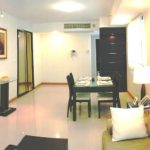 Supalai Premier Place Asoke spacious Corner 2 Bed 2 Bath condo to rent