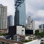 Entire Sathorn Commercial Building to Rent near Chong Nonsi BTS