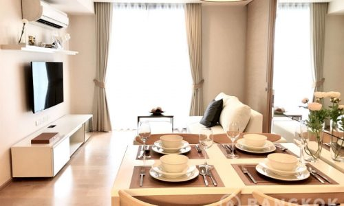 LIV@49 Condominium Stylish Spacious 1 Bed 1 Bath 48 sq.m in Thonglor to Rent