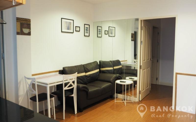RENT Sammakorn Village - Modern 2 Bed 1 Bath Apartment in Ramkhamhaeng