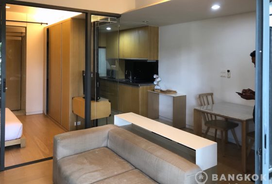RENT Siamese Gioia Sukhumvit 31 Spacious Modern 1 Bed 1 Bath