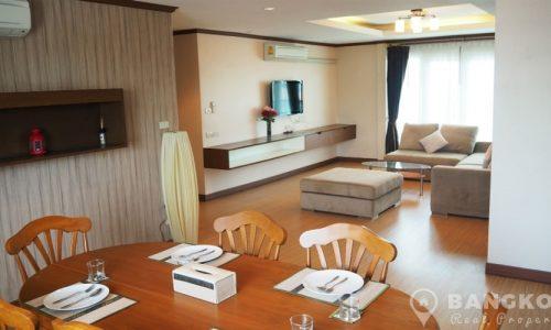Spacious 3 Bed 3 Bath Apartment in Ekkamai to Rent