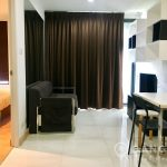RENT The President Sukhumvit 81 Modern 1 Bed 1 bath condo at On Nut BTS