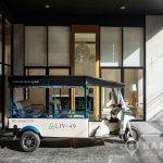 LIV@49 Condominium Elegant Spacious Studio 1 Bath 38 sq.m to rent in Thonglor