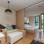 LIV@49 Condominium Elegant Spacious Studio 1 Bath 38 sq.m to rent in Thonglor