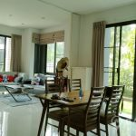 RENT Aqua Divina by Sammakorn Corner Detached Modern 4 Bed 3 Bath House in Ramkhamhaeng