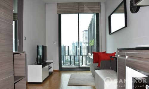 RENT Keyne by Sansiri Stunning High Floor 1 Bed 1 Bath near Thong Lo BTS