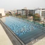 RENT Click Condo Sukhumvit 65 High Floor Modern 1 Bed 1 Bath near BTS