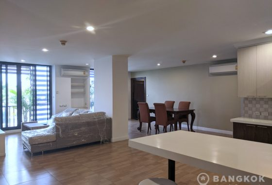 RENT Ekkamai Apartment Spacious Modern 3 Bed 3 Bath near Big C Center and BTS