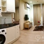 RENT Noble Recole Sukhumvit 19 New Modern 1 Bed 1 Bath Condo in Nana